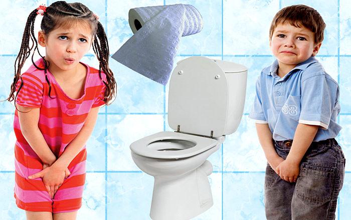 причины и лечение энуреза у детей