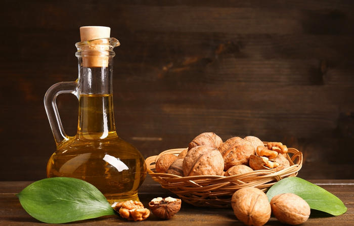 применение масла ореха грецкого
