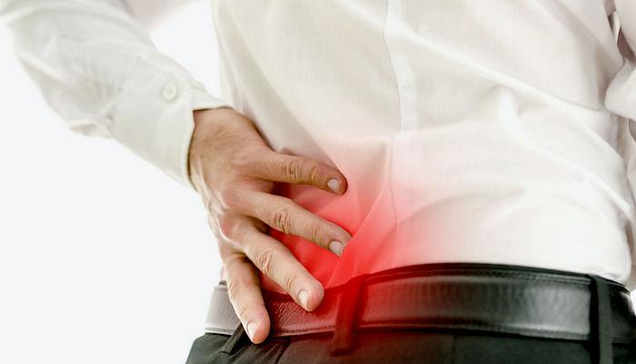 симптомы поясничного остеохондроза