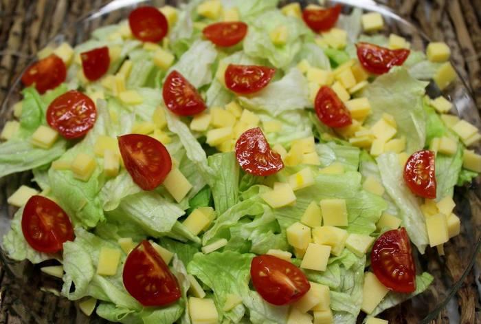 Салат Айсберг – польза и вред для здоровья, калорийность, фото