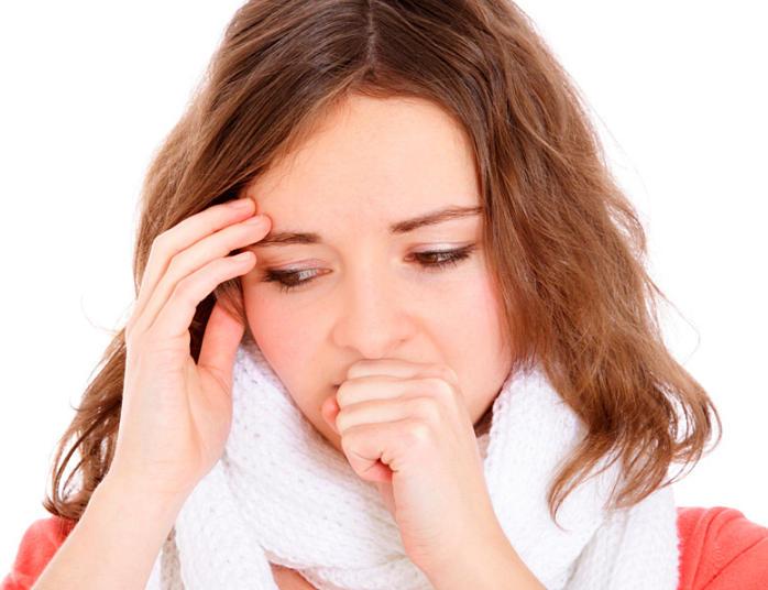 сухой кашель - причины, симптомы, лечение