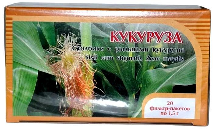 инструкция по применению кукурузных рылец