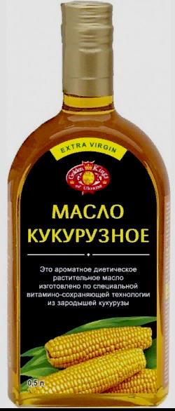 кукурузное масло полезные свойства