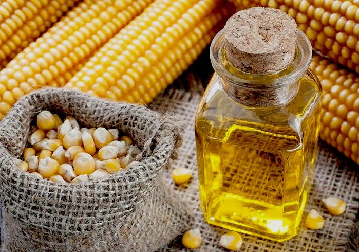 кукурузное масло польза