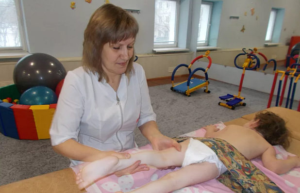 лечение ДЦП у детей