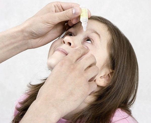 лечение конъюнктивита