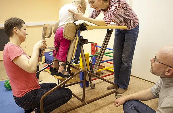 причины ДЦП, лечение детей