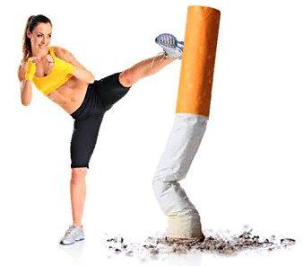 как легче бросить курить