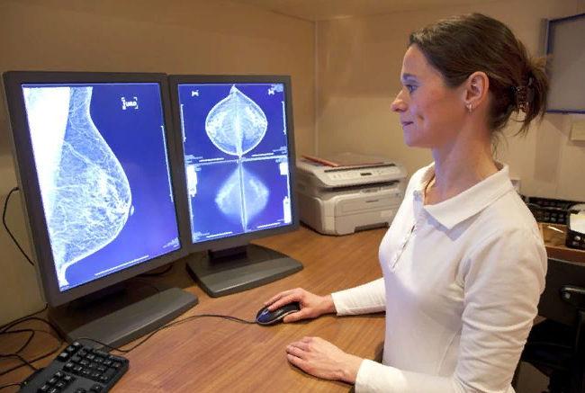 Как делается маммография фото - Информация, которая удивляет