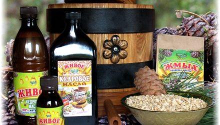 Кедровое масло и жмых — применение, лечебные свойства и противопоказания