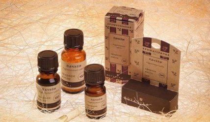 Масло пачули — свойства и применение в народной медицине, ароматерапии и косметологии