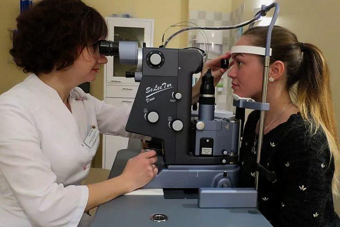 диагностика ангиопатии сосудов глазного дна