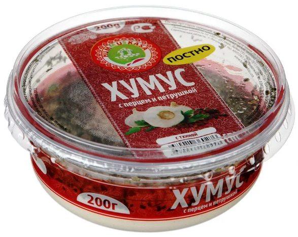 хумус - противопоказания