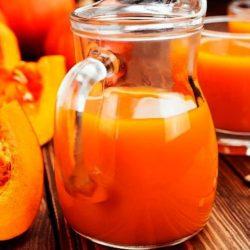 Как сделать тыквенный сок в домашних условиях на зиму — рецепты
