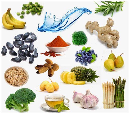 продукты устраняющие проявления целлюлита