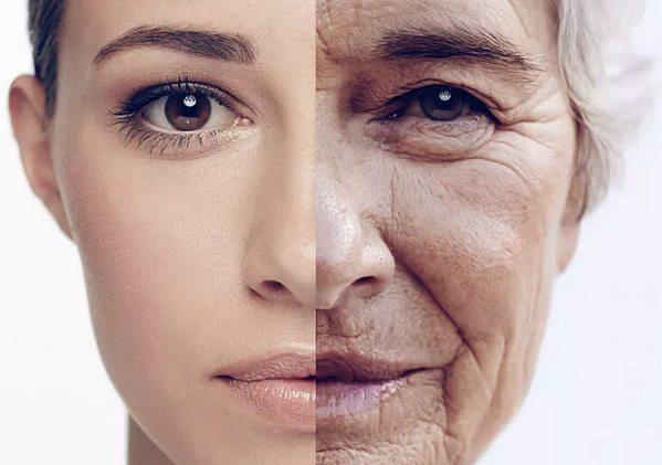 ранние признаки старения