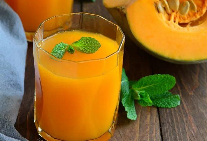 тыквенный сок - польза и вред