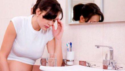 Токсикоз при беременности на ранних сроках — причины, симптомы, лечение