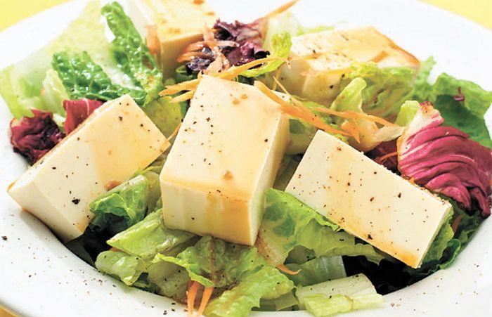 блюда с тофу