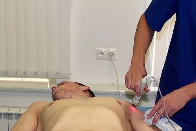 лечение плечелопаточного периартрита
