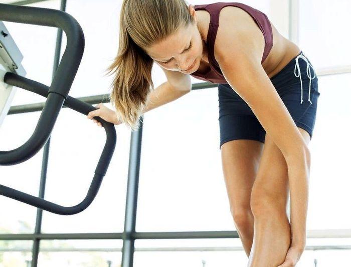как вывести молочную кислоту, дающую боль в мышцах