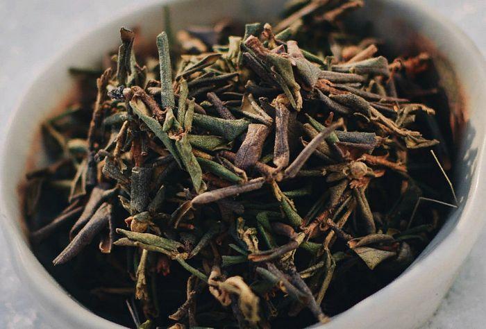 как заваривать чай Саган-Дайля