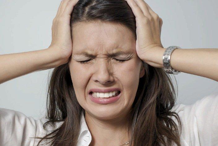 сильная головная боль - что делать