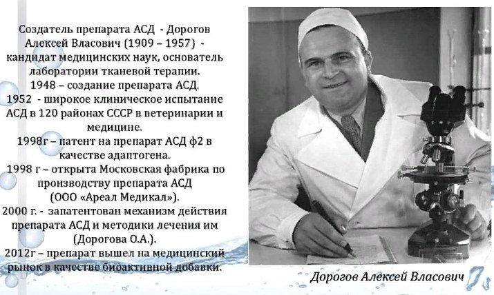 Дорогов - изобретатель АСД 2