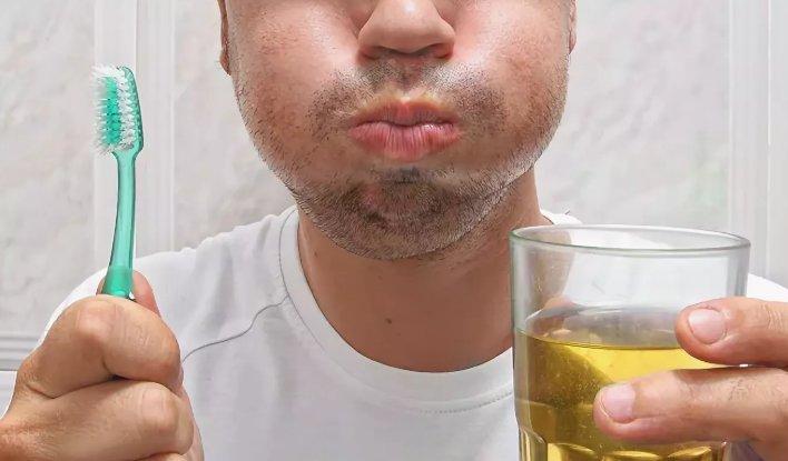 что делать в домашних условиях при металлическом привкусе во рту
