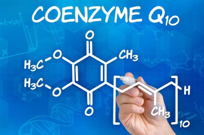 коэнзим Q10 (убихинон