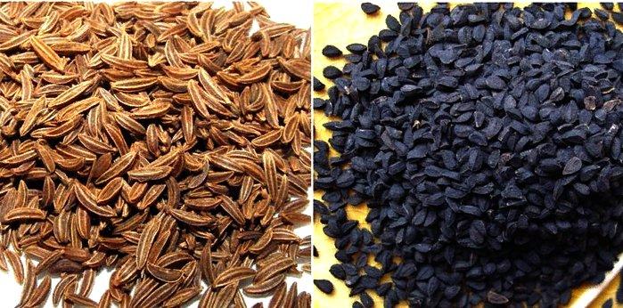черный тмин и обыкновенный - разница, отличия