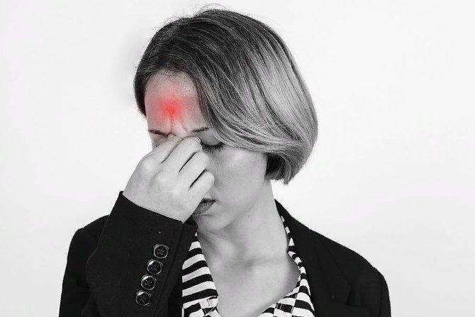 головная боль напряжения - признаки, симптомы