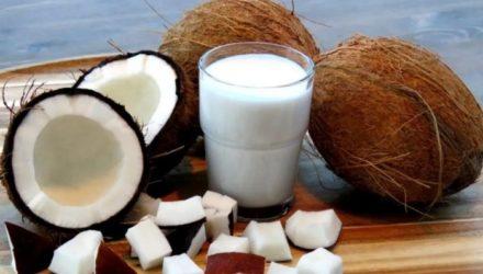 Кокосовое молоко — состав, польза и вред, как сделать в домашних условиях