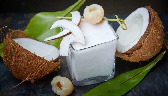 польза кокосового молока для организма