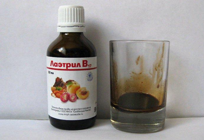 препараты витамина В17