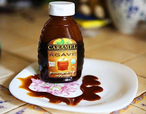 сироп агавы - состав, калорийность, ГИ