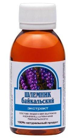 настойка шлемника байкальского - как пить правильно