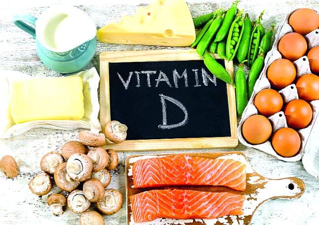 витамин Д - описание, источник
