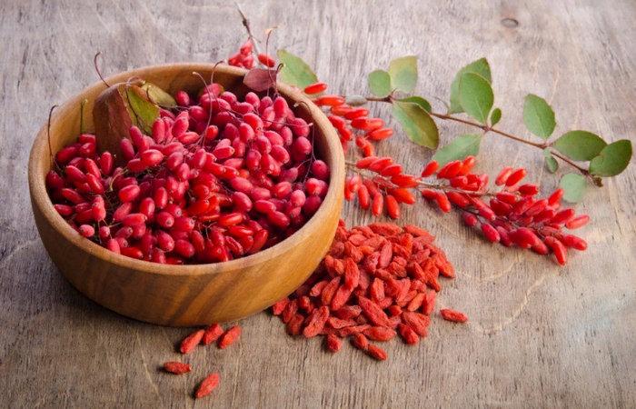 полезные свойства ягод барбариса
