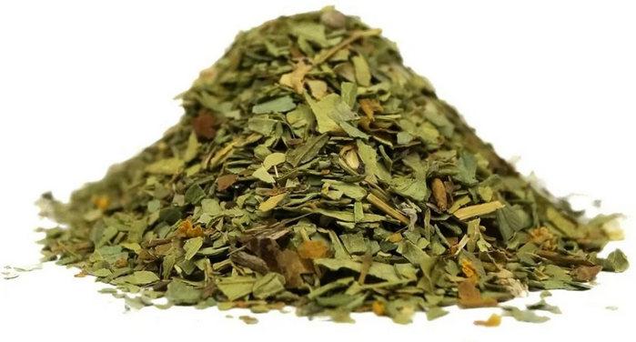 сушеная трава сенны для похудения