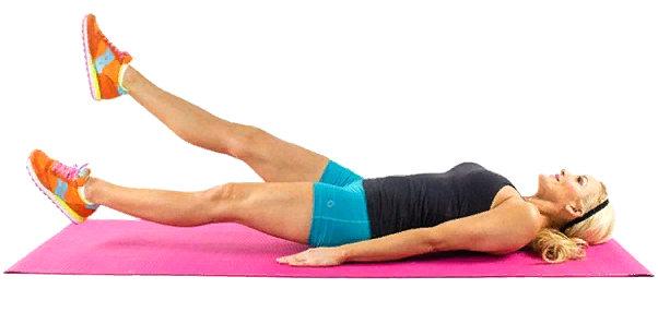 упражнения для укрепления мышц ног