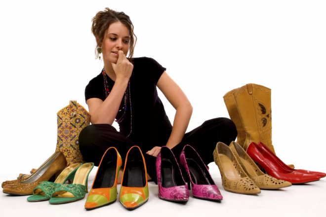 высокие каблуки - мода и здоровье