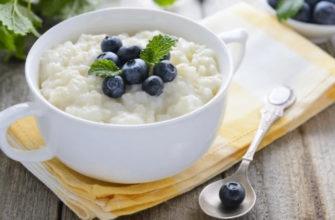 рисовая каша - польза и вред для здоровья