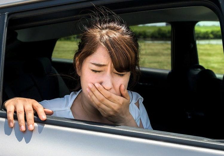 если укачало в машине, в дороге что делать