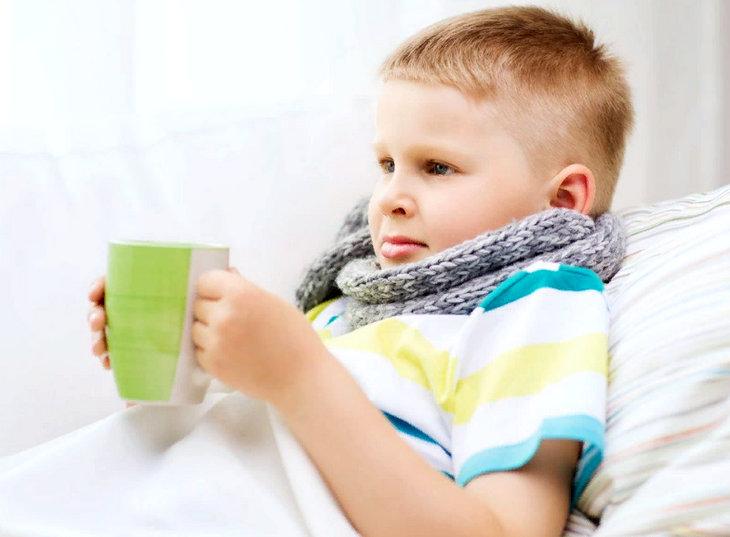 лечение простуды у ребенка при первых признака