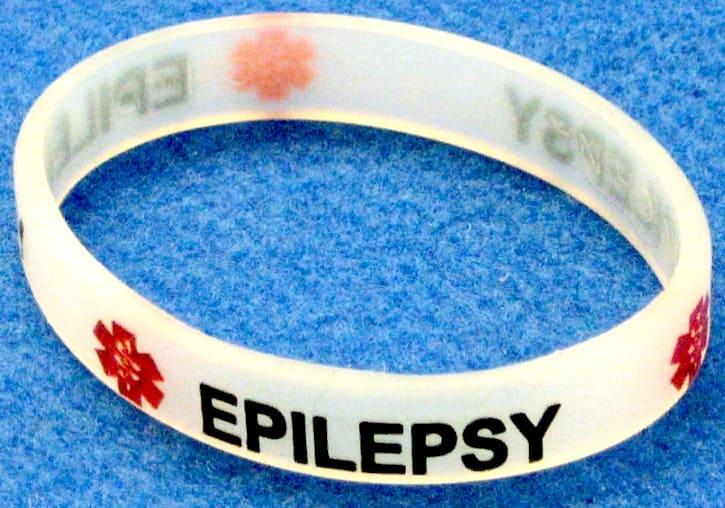 браслет эпилептика