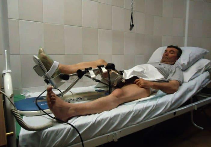 лечение положением после инсульта