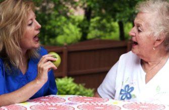 восстановление речи после инсульта - работа с логопедом