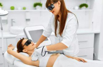 лазерная эпиляция - суть процедуры